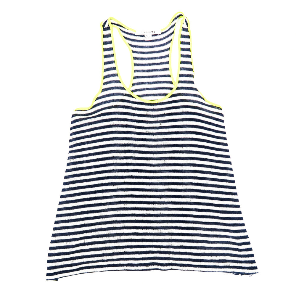 Forever21 Stripped Tank - Sachy's Closet