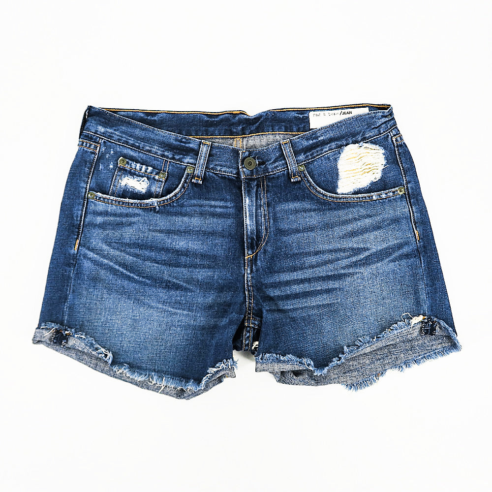 Rag & Bone Woodstock Denim Shorts - Sachy's Closet