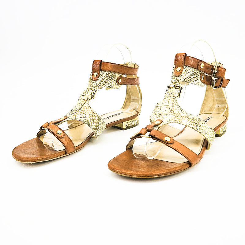 Via Spiga Gladiator Sandals - Sachy's Closet