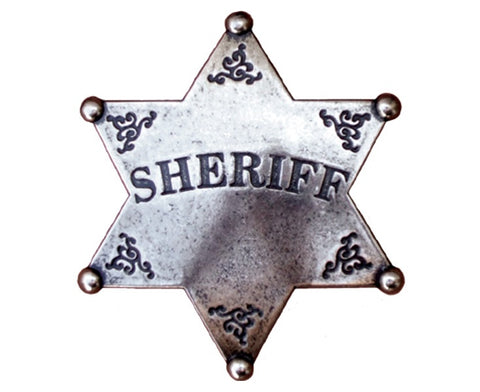 PLACA SHERIFF