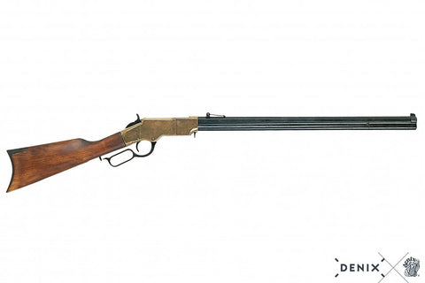 RIFLE HENRY CAÑON OCTOGONAL 02