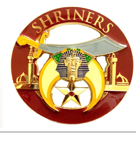 INSIGNIA MASONICA SHRINER