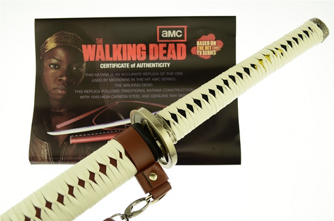 "ESPADA ""THE WALKING DEAD"""