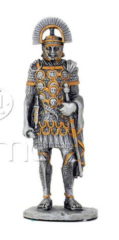 ARMOUR PEWTER ROMAN EMPIRE OFFICER