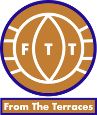 From The Terraces Logo