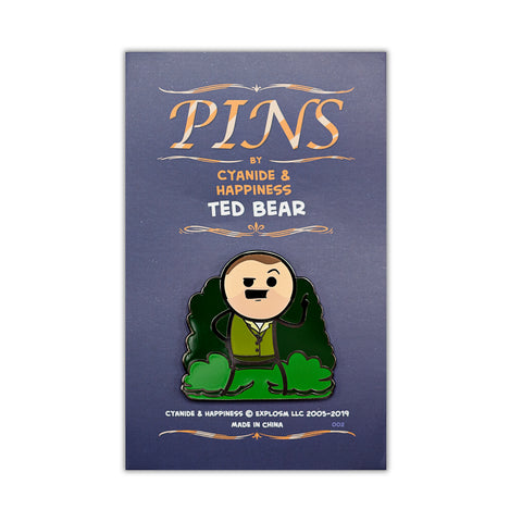 Ted Bear Pin