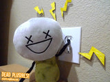 Cyanide & Happiness Dead Plushie