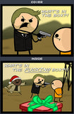 Cyanide & Happiness Box Greeting Card