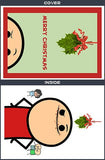 Cyanide & Happiness Herpes Greeting Card