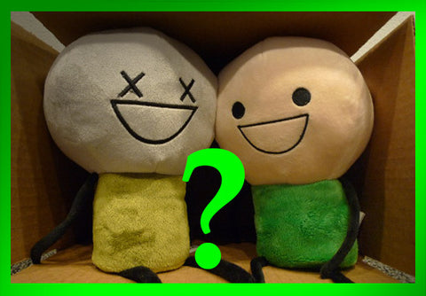 Cyanide & Happiness Schrödinger's Plushie