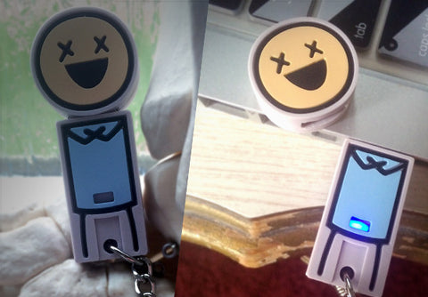 Cyanide & Happiness 8GB USB Keychain
