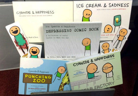 Cyanide & Happiness Mega Book Bundle Deal