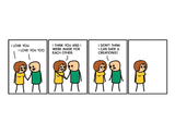 Cyanide & Happiness Creationist Print (autographed)