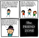Cyanide & Happiness Friendzone print (Autographed)