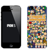 Cyanide & Happiness Every Character I-Phone 5 Case