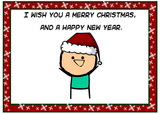 Cyanide & Happiness January 2nd Greeting Card
