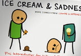 Cyanide & Happiness Ice Cream & Sadness (Volume 2)