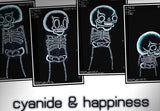 Cyanide & Happiness X-Ray poster