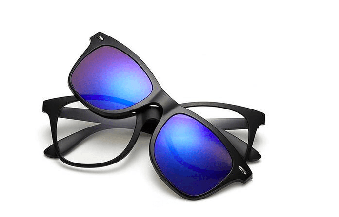 WeSellTrends.com Gadget as picture 19 / Schwarz MYSTI | 5 in 1 Sonnenbrille