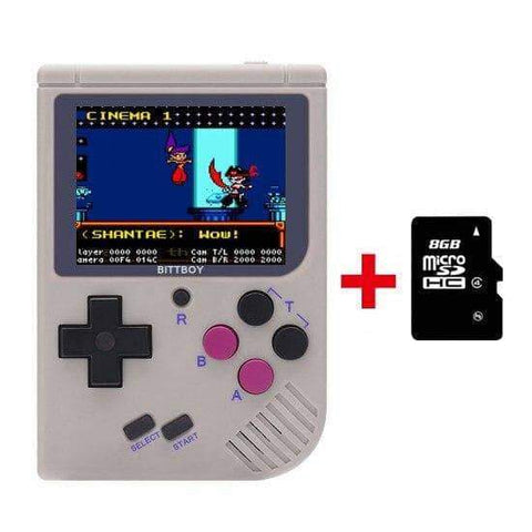 Image of WeSellTrends.com Gadget Bittboy-New-8G Bittboy Retro Game Konsole
