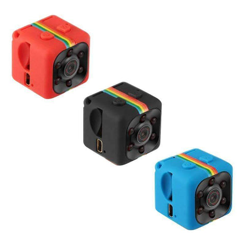 Image of WeSellTrends.com Gadget Black 1080P Night Vision Mini Kamera