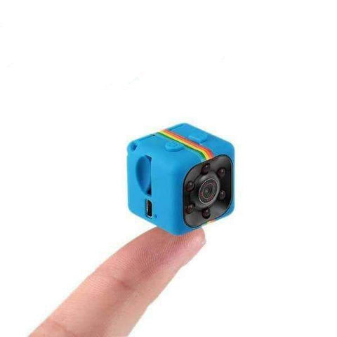 Image of WeSellTrends.com Gadget Blue 1080P Night Vision Mini Kamera