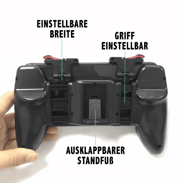WeSellTrends.com Gadget SmartPad | Android & iPhone Gamepad