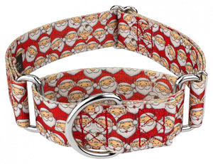 1.5 Inch Where's Merry Martingale Collar for Greyhounds