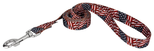 Patriotic Tribute Leash for Greyhounds