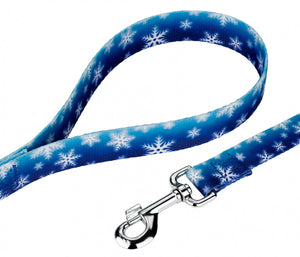 Winter Wonderland Leash for Greyhounds