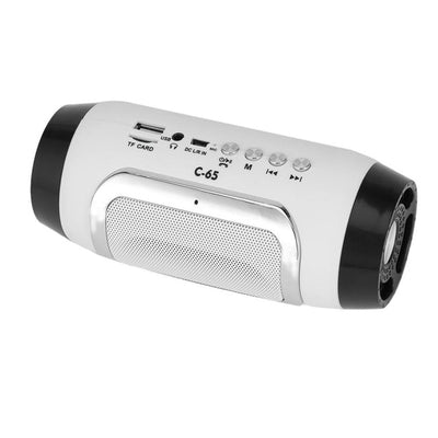 Wireless Speaker Bluetooth Portable, HIFI, Support TF Card, Hand-free Calls, Stereo Music Loudspeaker