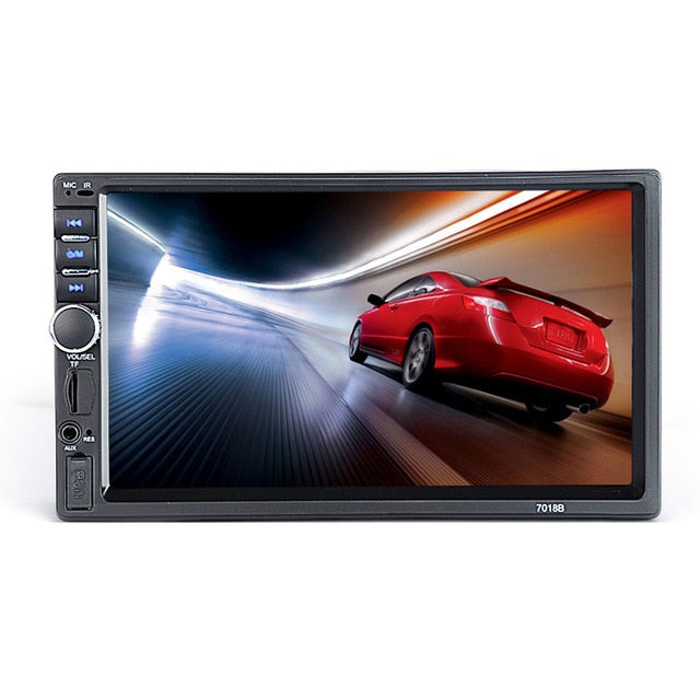 "Bluetooth HD 7"" Touch Screen"