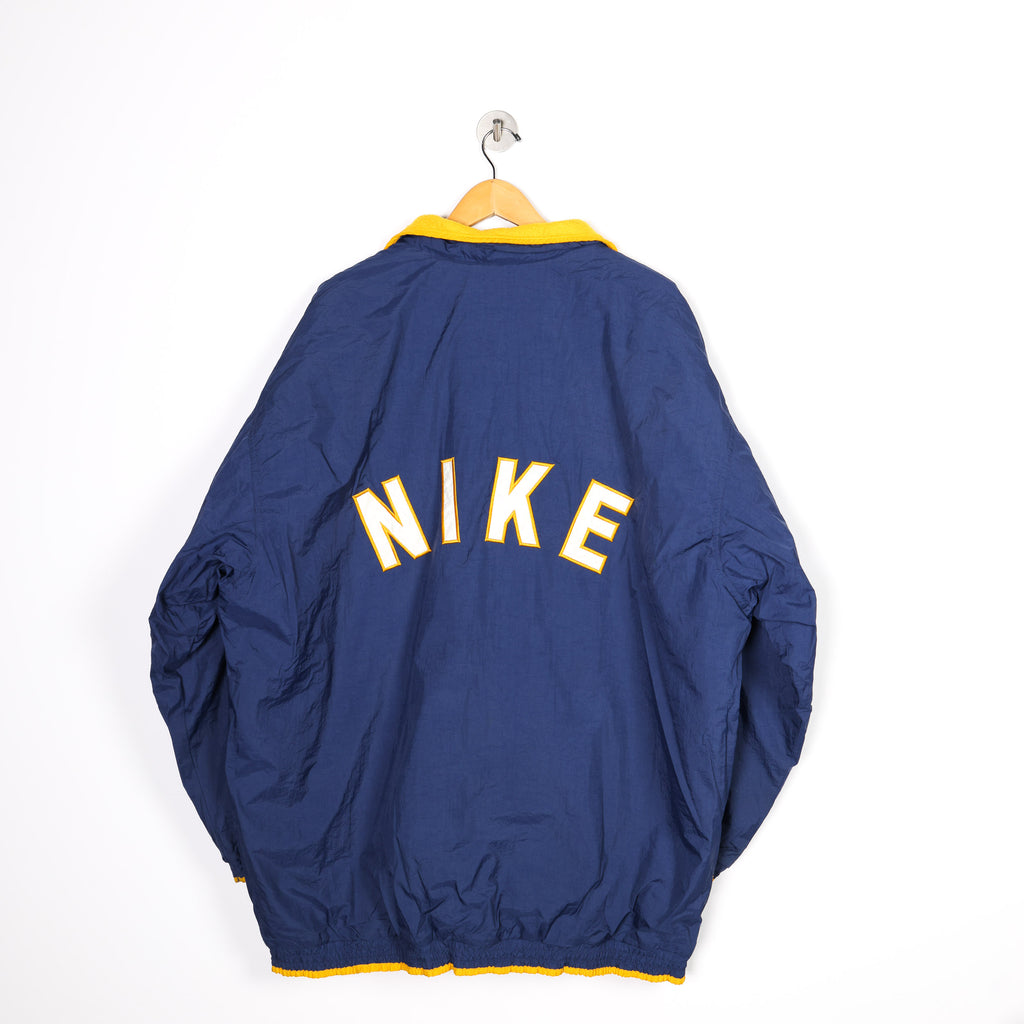 Vintage Starter Diamond Collection Cleveland Indians Varsity Jacket - Men's XL