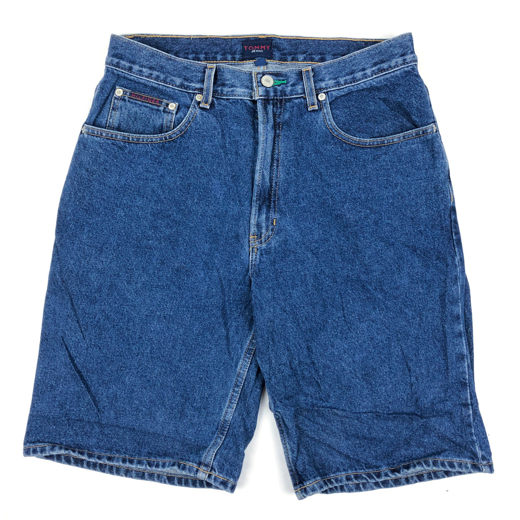 Vintage Tommy Hilfiger Denim Shorts - Men's (Size 30)