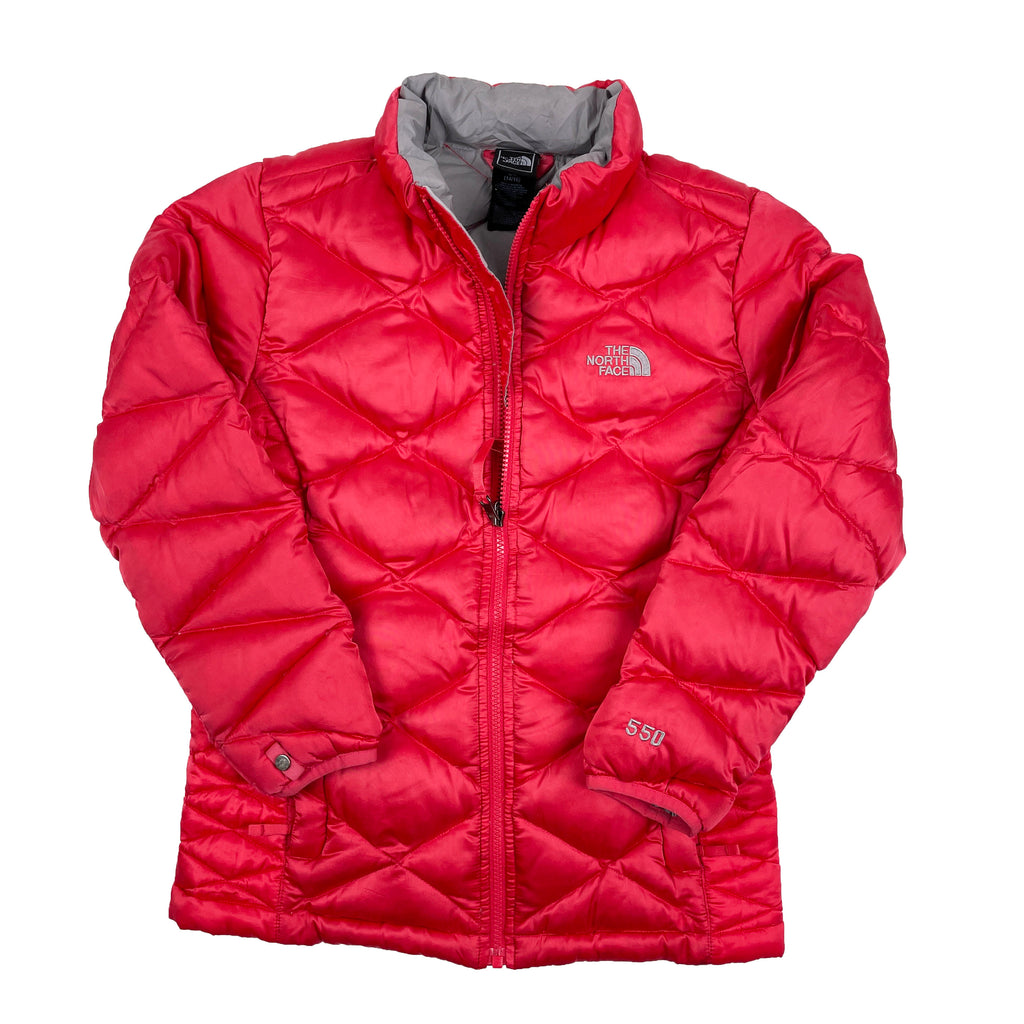 Vintage The North Face 550 Series Puffer Jacket - Women's XXS