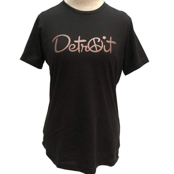 Women's Peace Detroit t-shirt