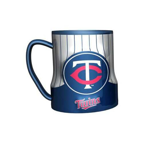 Minnesota Twins Coffee Mug - 18oz Game Time