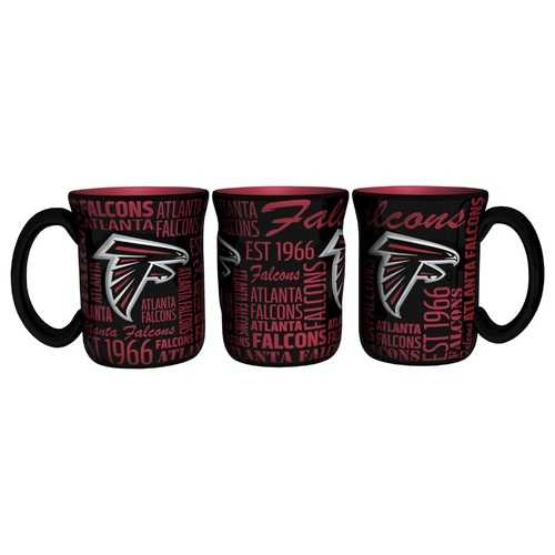 Atlanta Falcons Coffee Mug 17oz Spirit Style