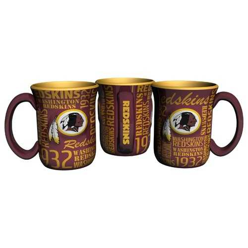 Washington Redskins Coffee Mug 17oz Spirit Style