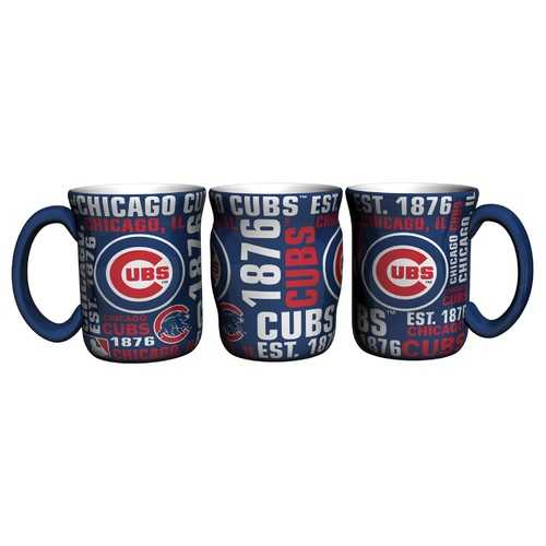 Chicago Cubs Coffee Mug 17oz Spirit Style