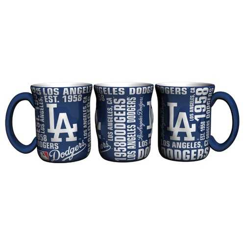 Los Angeles Dodgers Coffee Mug 17oz Spirit Style