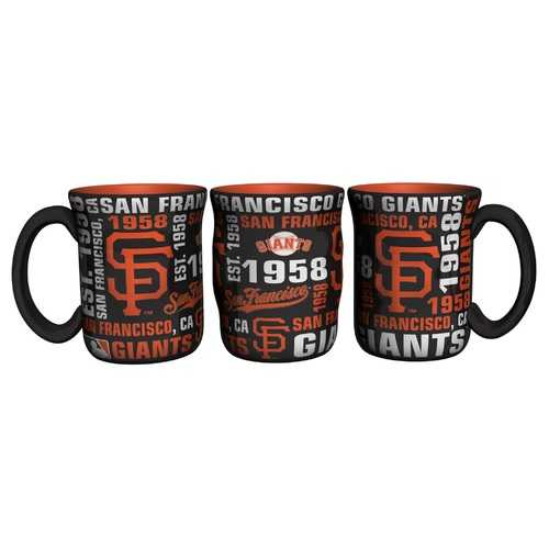 San Francisco Giants Coffee Mug 17oz Spirit Style