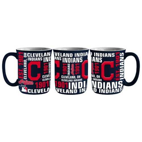 Cleveland Indians Coffee Mug 17oz Spirit Style