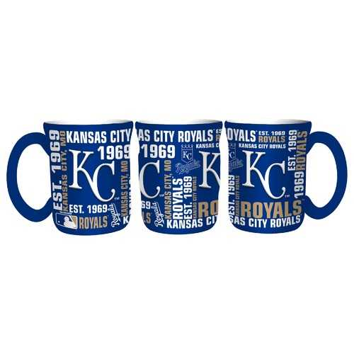 Kansas City Royals Coffee Mug 17oz Spirit Style