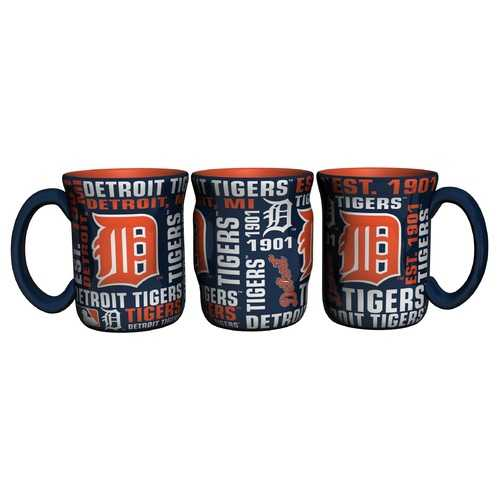 Detroit Tigers Coffee Mug 17oz Spirit Style
