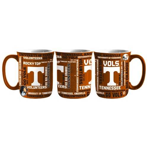 Tennessee Volunteers Coffee Mug 17oz Spirit Style