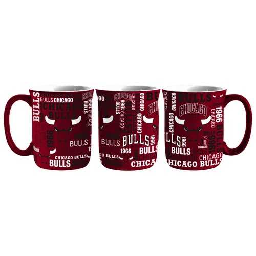 Chicago Bulls Coffee Mug 17oz Spirit Style Special Order