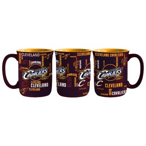 Cleveland Cavaliers Coffee Mug 17oz Spirit Style Special Order