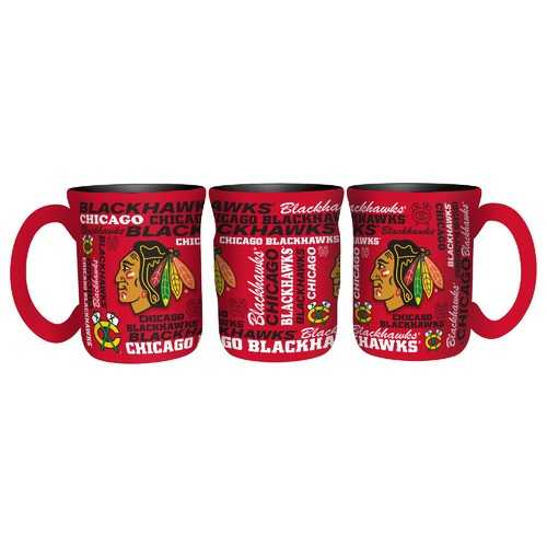 Chicago Blackhawks Coffee Mug 17oz Spirit Style