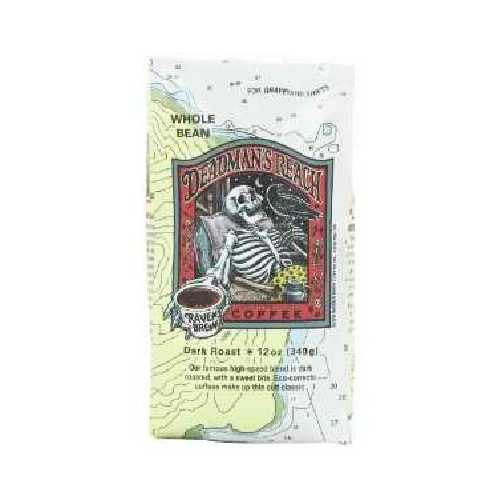 Raven's Brew Coffee Deadman Rch Cof Bn (6x12OZ )